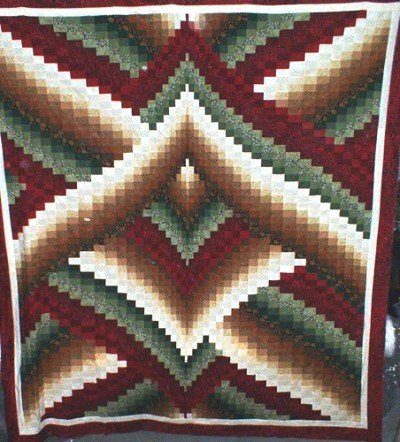 Quilting Patterns Quilt Kits Making A Quilt How To Make A Best Twisted Bargello Quilt Pattern Free